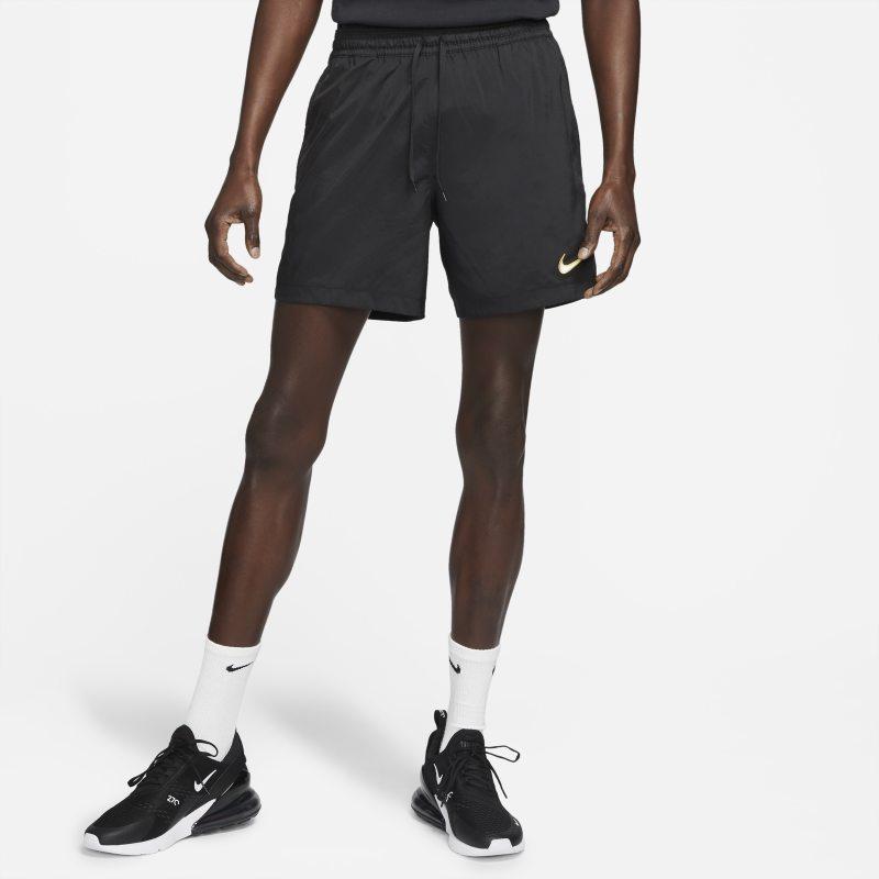 Nike F.C. Pantalón corto de fútbol de tejido Woven - Hombre - Negro