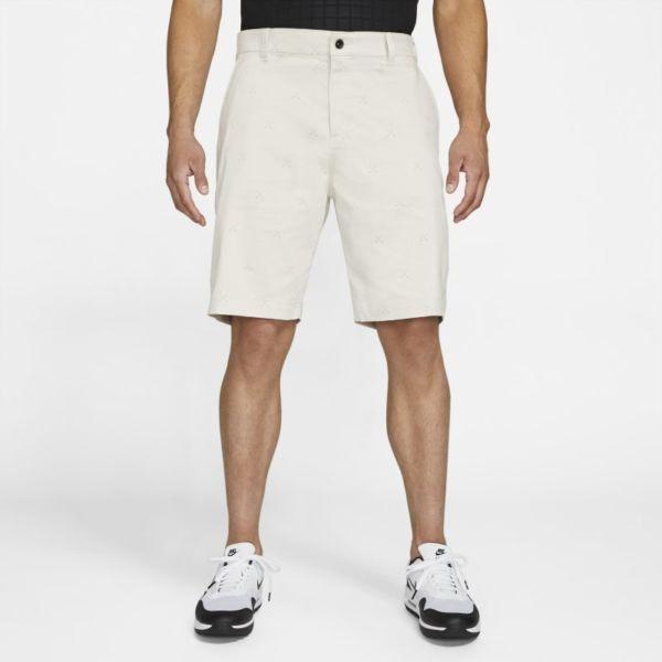 Nike Dri-FIT UV Pantalón corto chino de golf con estampado - Hombre - Gris