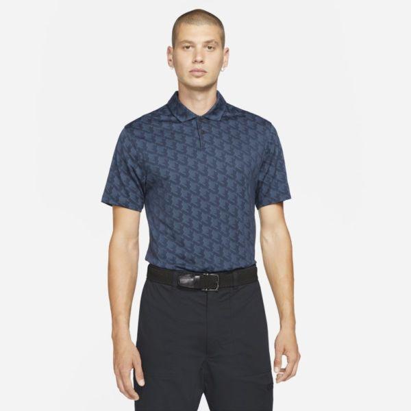 Nike Dri-FIT Vapor Polo de golf - Hombre - Azul