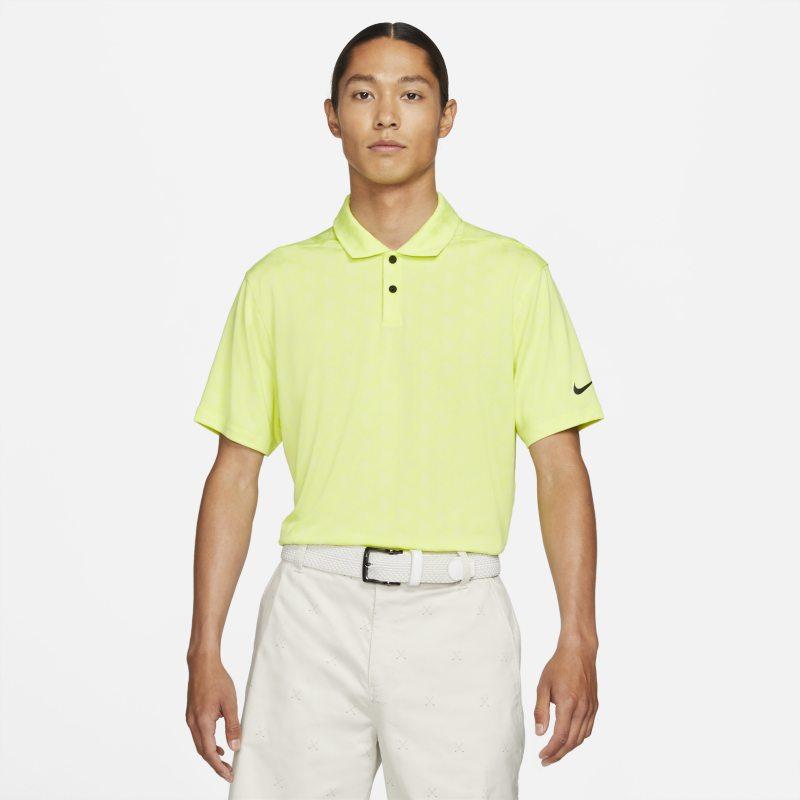 Nike Dri-FIT Vapor Polo de golf - Hombre - Amarillo