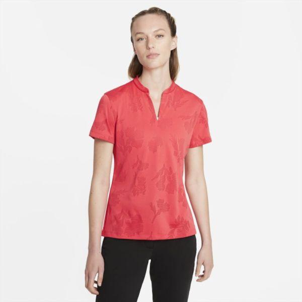 Nike Dri-FIT Victory Polo de golf - Mujer - Rojo