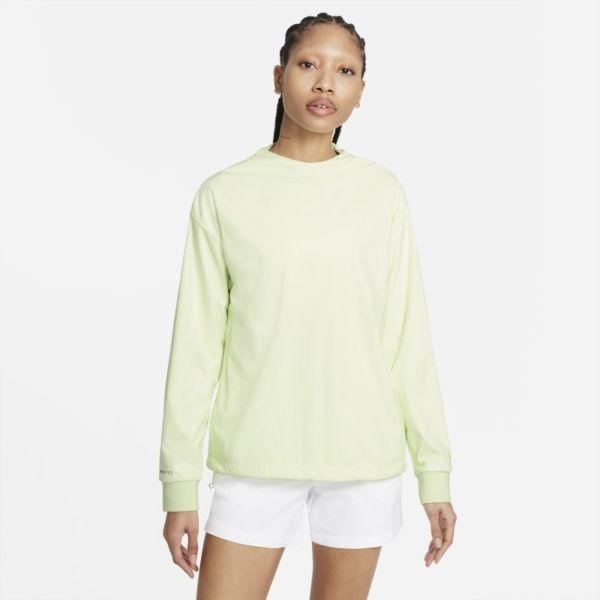 Nike Storm-FIT Camiseta de golf - Mujer - Verde