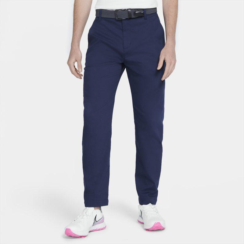 Nike Dri-FIT UV Pantalón chino de golf con ajuste estándar - Hombre - Azul