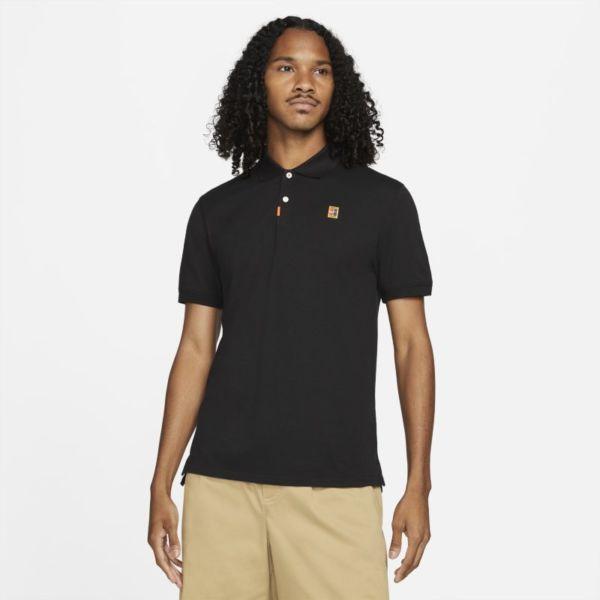 El polo Nike Polo de ajuste entallado - Hombre - Negro