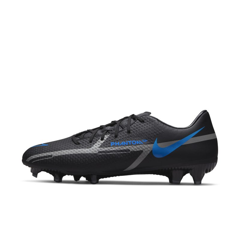 Nike Phantom GT2 Academy MG Botas de fútbol multisuperficie - Negro