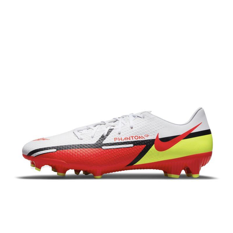 Nike Phantom GT2 Academy MG Botas de fútbol multisuperficie - Blanco