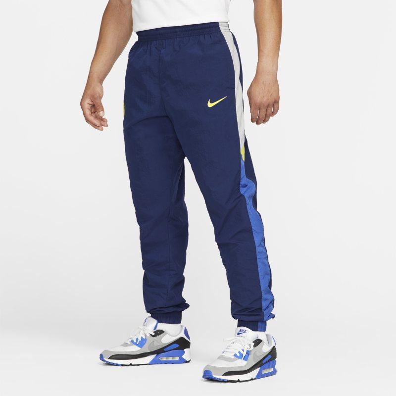 Chelsea FC Windrunner Pantalón de fútbol de tejido Woven - Hombre - Azul