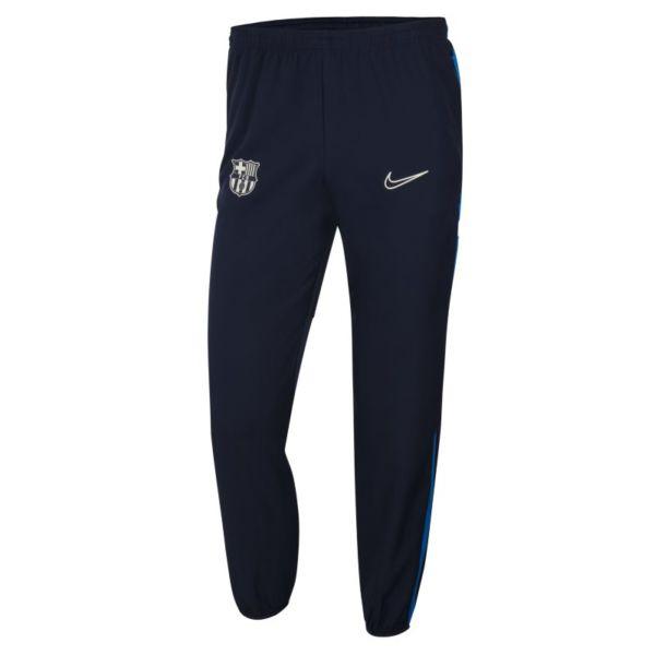 Academy FC Barcelona Pantalón de fútbol de tejido Woven Nike Dri-FIT - Mujer - Azul