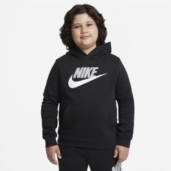 Nike Sportswear Club Fleece Sudadera con capucha - Niño - Negro