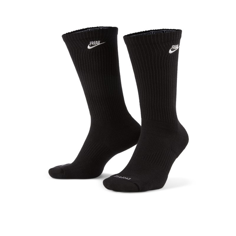 Nike Everyday Plus Cushioned Calcetines largos de baloncesto - Negro
