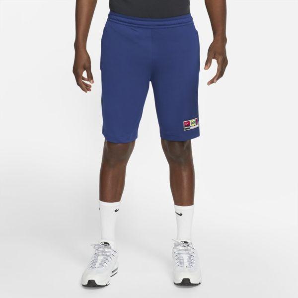 Nike F.C. Dri-FIT Pantalón corto de fútbol de tejido Knit - Hombre - Azul