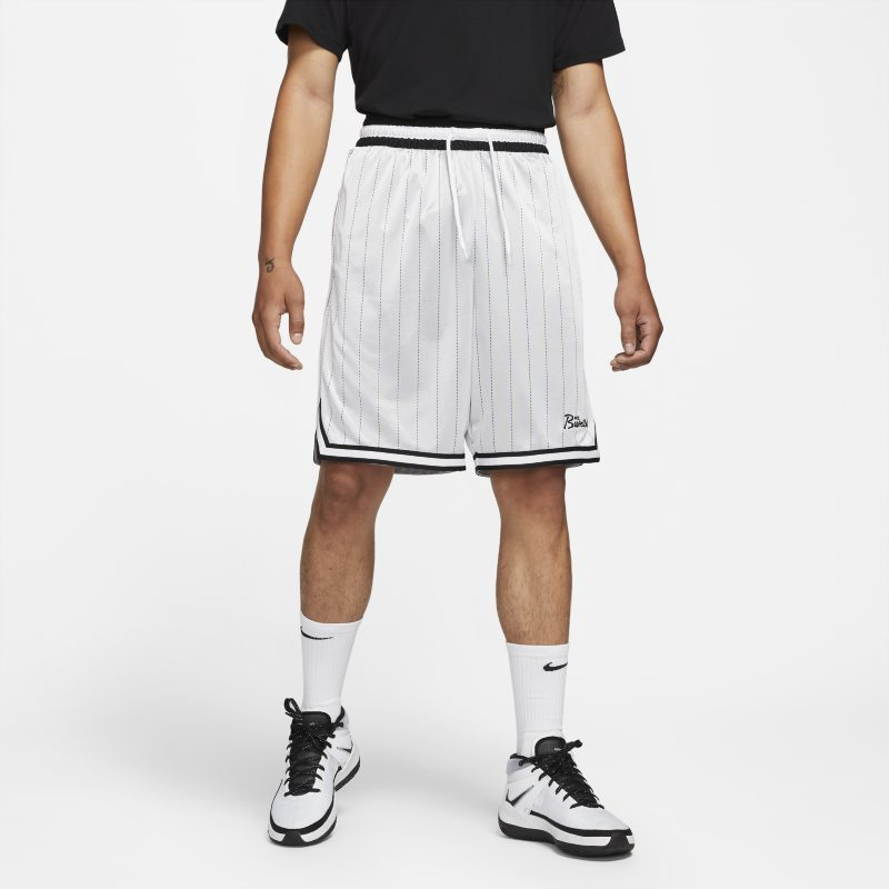 Nike Dri-FIT DNA Pantalón corto de baloncesto - Hombre - Blanco