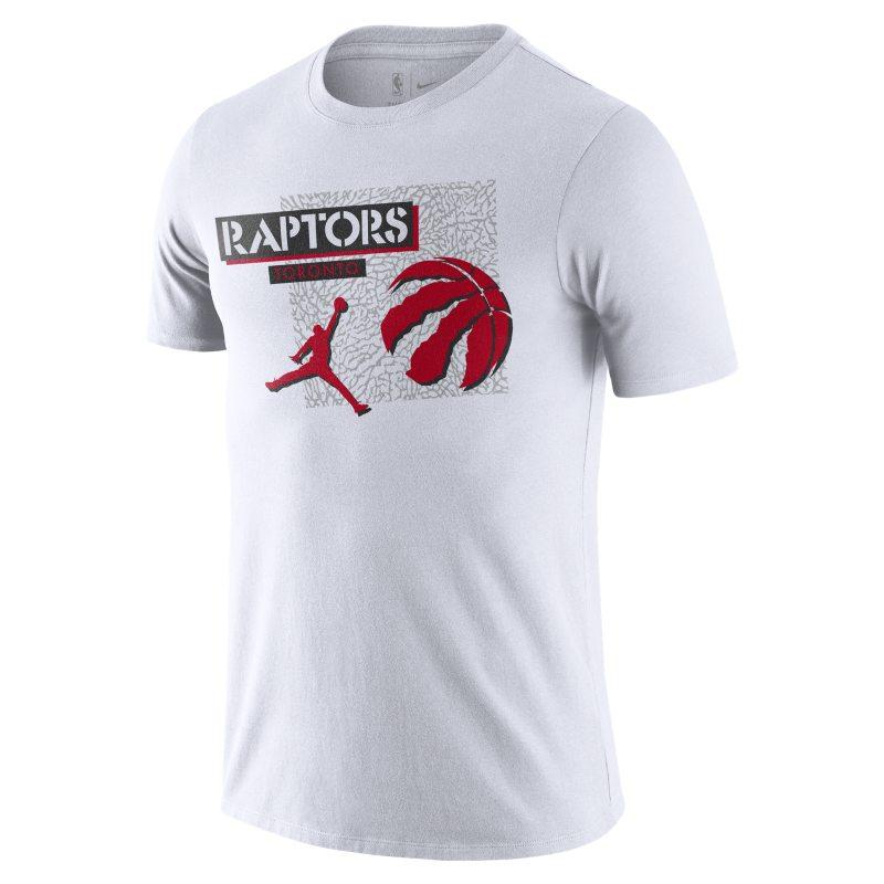 Toronto Raptors Camiseta Jordan Dri-FIT de la NBA - Hombre - Blanco