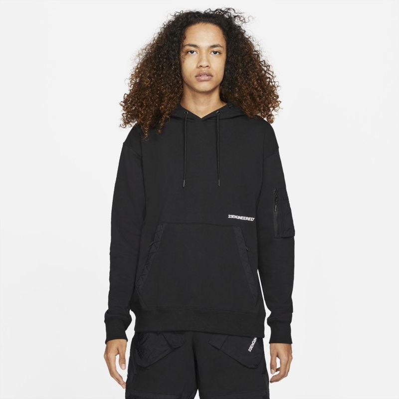 Jordan 23 Engineered Sudadera con capucha de tejido Fleece - Hombre - Negro