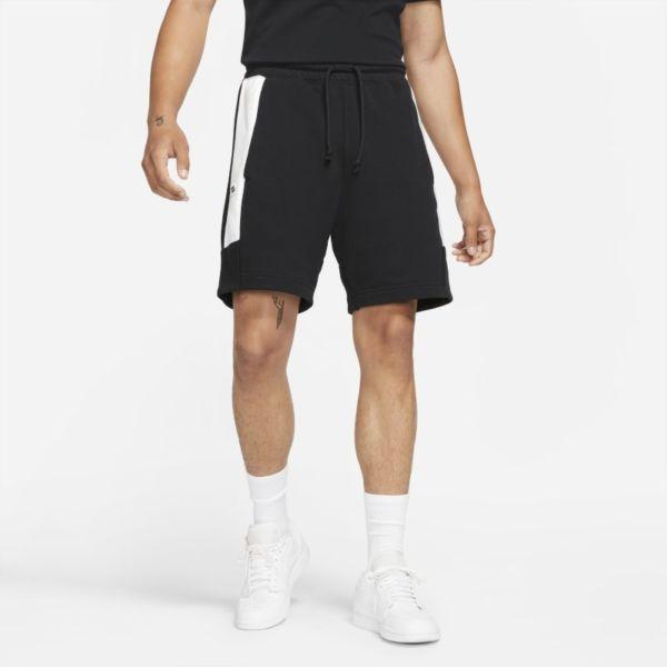 Jordan Jumpman Pantalón corto de tejido Fleece - Hombre - Negro