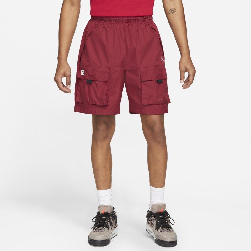 Jordan Jumpman Pantalón corto de tejido Woven - Hombre - Rojo