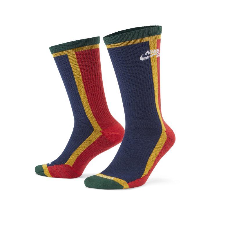 Nike SB Everyday Max Lightweight Calcetines largos de skateboard (3 pares) - Multicolor