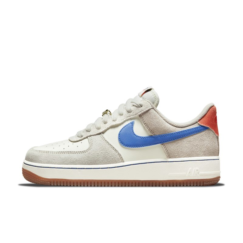 Nike Air Force 1 '07 SE Zapatillas - Mujer - Gris