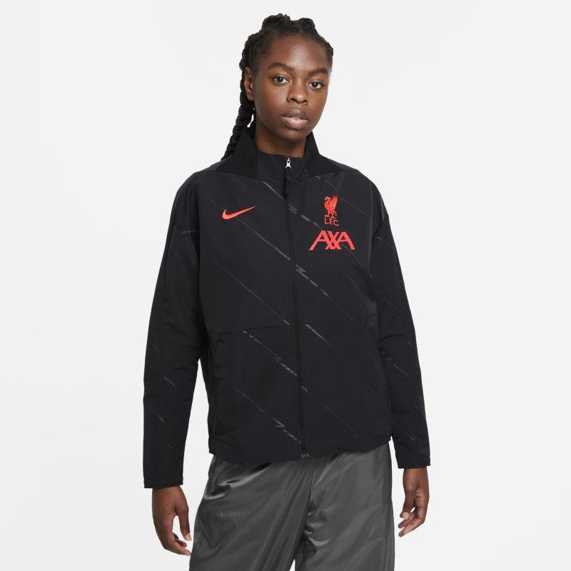 Liverpool FC Chaqueta de fútbol - Mujer - Negro