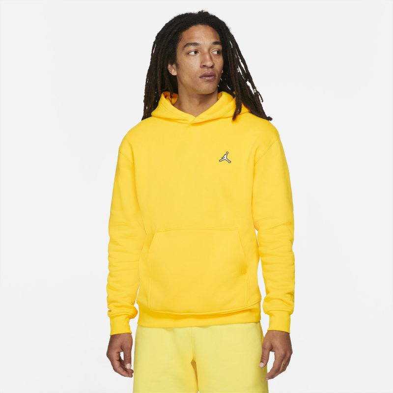 Jordan Essentials Sudadera con capucha de tejido Fleece - Hombre - Amarillo