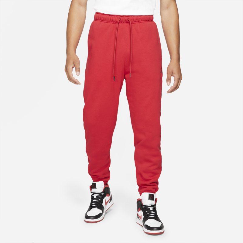 Jordan Essentials Pantalón de tejido Fleece - Hombre - Rojo