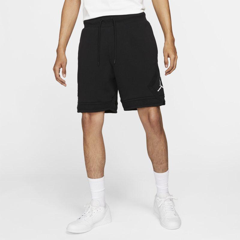 Jordan Essential Diamond Pantalón corto de tejido Fleece - Hombre - Negro