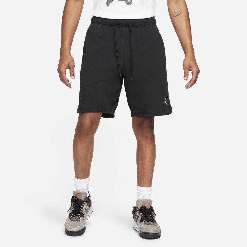 Jordan Essentials Pantalón corto de tejido Fleece - Hombre - Negro