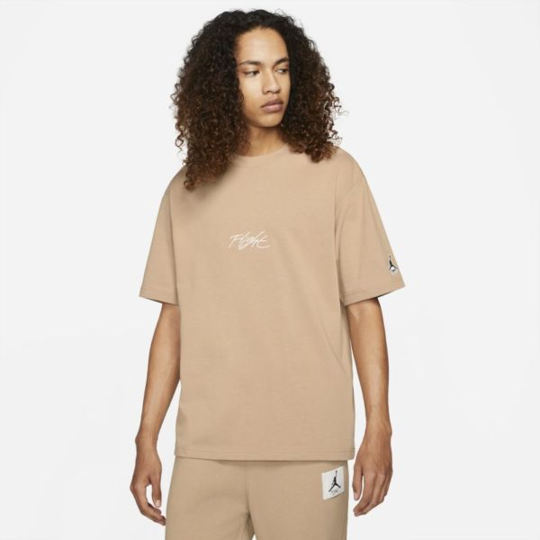 Jordan Flight Essentials Camiseta de manga corta - Hombre - Marrón