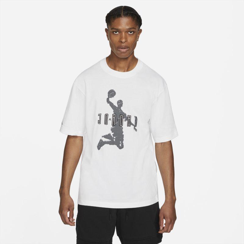 Jordan Sport DNA 85 Camiseta de manga corta - Hombre - Blanco