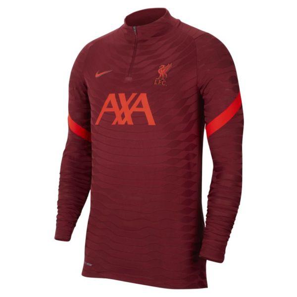 Liverpool FC Strike Elite Camiseta de entrenamiento de fútbol Nike Dri-FIT ADV - Hombre - Rojo
