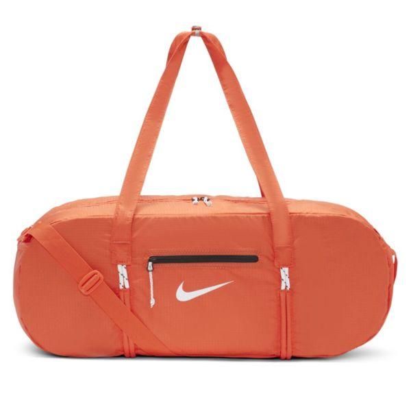 Nike Bolsa de deporte para almacenamiento - Naranja
