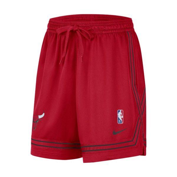Chicago Bulls Courtside Pantalón corto Nike NBA - Mujer - Rojo