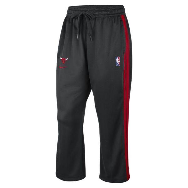 Chicago Bulls Courtside Pantalón de chándal Nike NBA - Mujer - Negro
