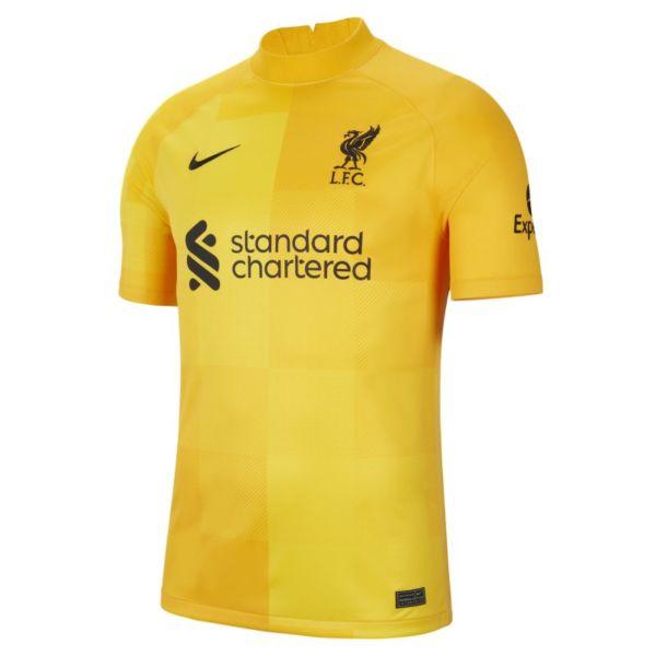Equipación de portero Stadium Liverpool FC 2021/22 Camiseta de fútbol - Hombre - Marrón