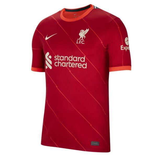 Primera equipación Stadium Liverpool FC 2021/22 Camiseta de fútbol - Hombre - Rojo