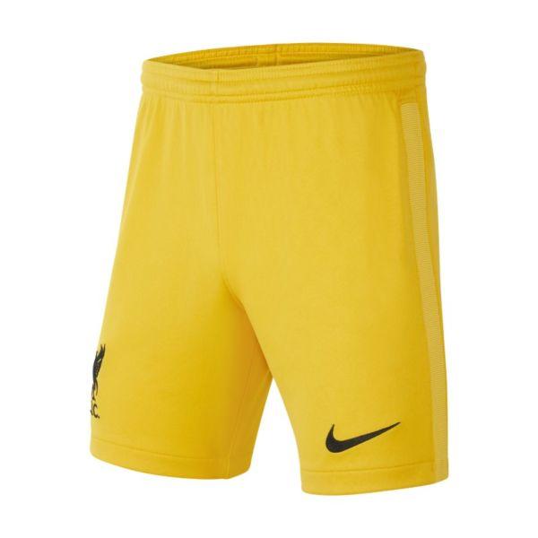 Equipación de portero Stadium Liverpool FC 2021/22 Pantalón corto de fútbol - Niño/a - Marrón