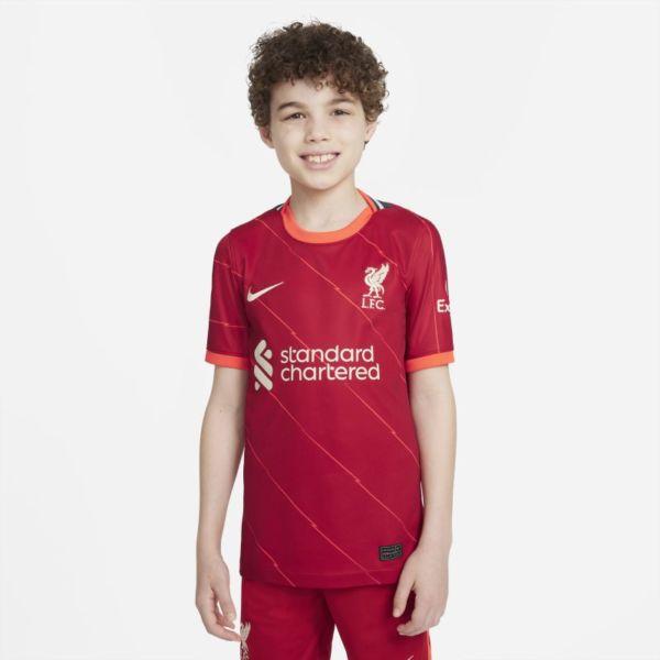 Primera equipación Stadium Liverpool FC 2021/22 Camiseta de fútbol - Niño/a - Rojo