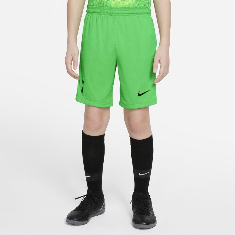 Equipación de portero Stadium Tottenham Hotspur 2021/22 Pantalón corto de fútbol - Niño/a - Verde