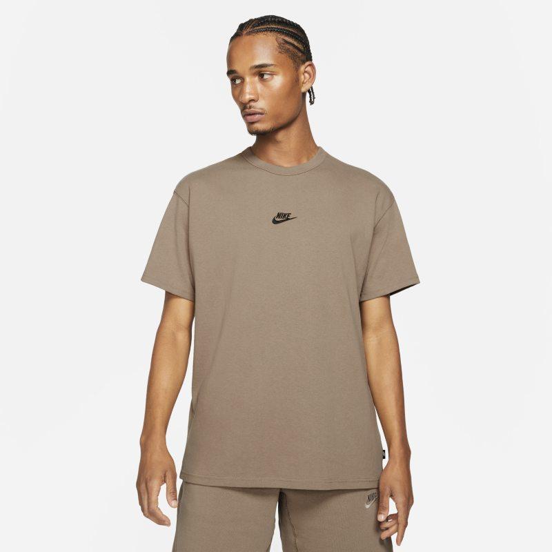 Nike Sportswear Premium Essential Camiseta - Hombre - Marrón