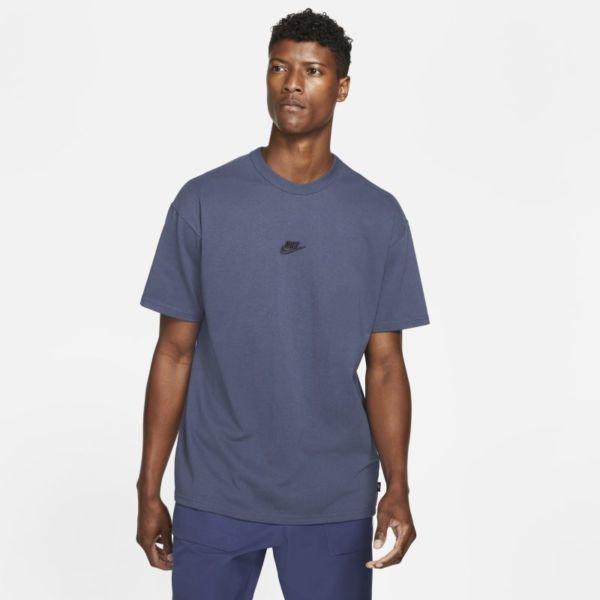 Nike Sportswear Premium Essential Camiseta - Hombre - Azul