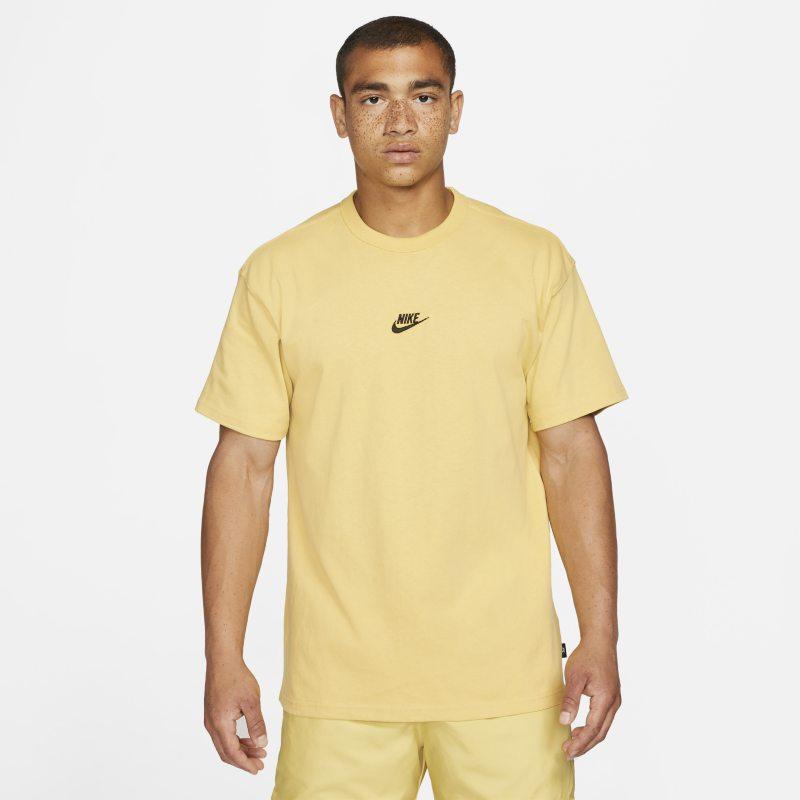 Nike Sportswear Premium Essential Camiseta - Hombre - Amarillo