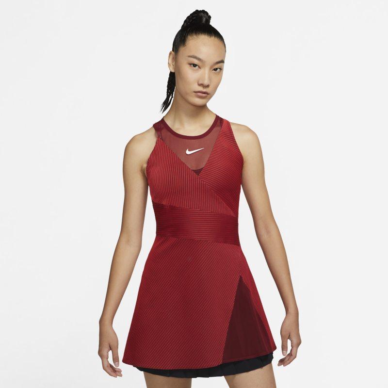 Naomi Osaka Vestido de tenis - Mujer - Rojo