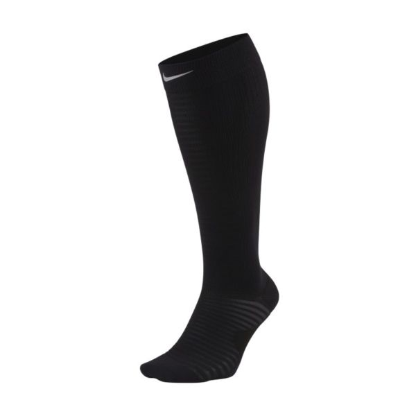 Nike Spark Lightweight Over-The-Calf Compression Calcetines de running - Negro