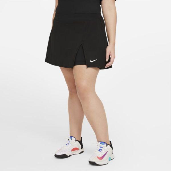 NikeCourt Victory Falda de tenis - Mujer - Negro