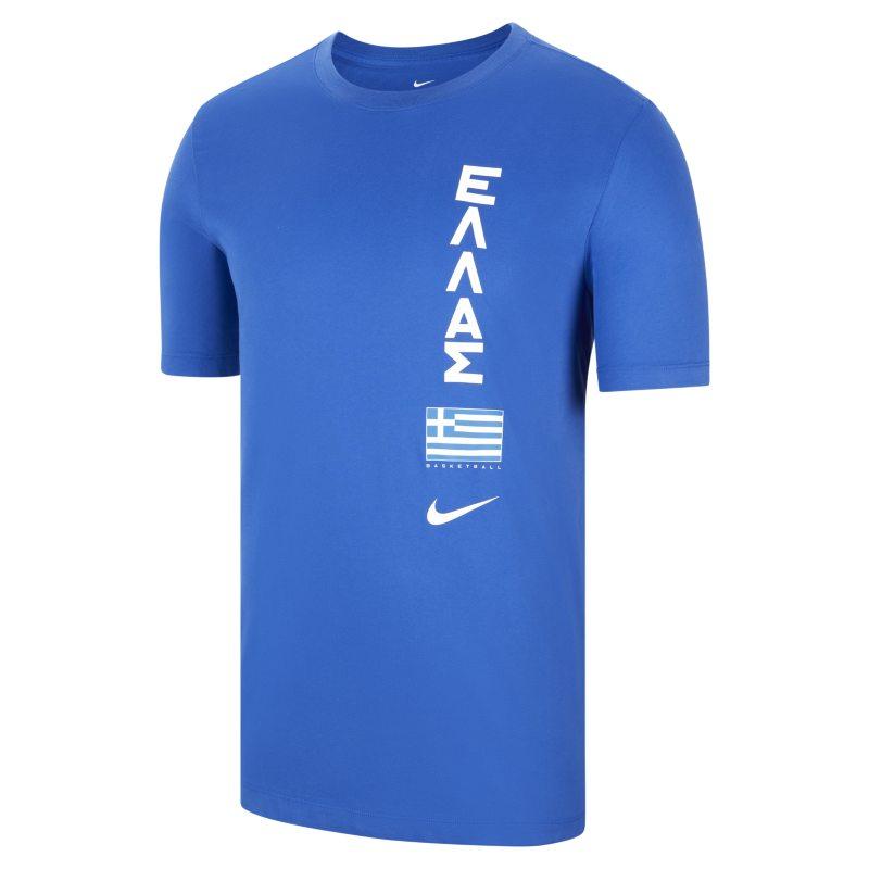 Camiseta Nike Dri-FIT de baloncesto - Hombre - Azul