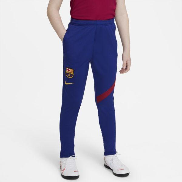 FC Barcelona Academy Pro Pantalón de fútbol Nike Dri-FIT - Niño/a - Azul