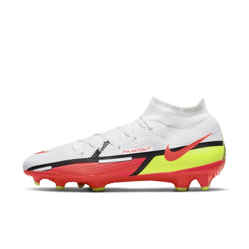 Nike Phantom GT2 Pro Dynamic Fit FG Botas de fútbol para terreno firme - Blanco
