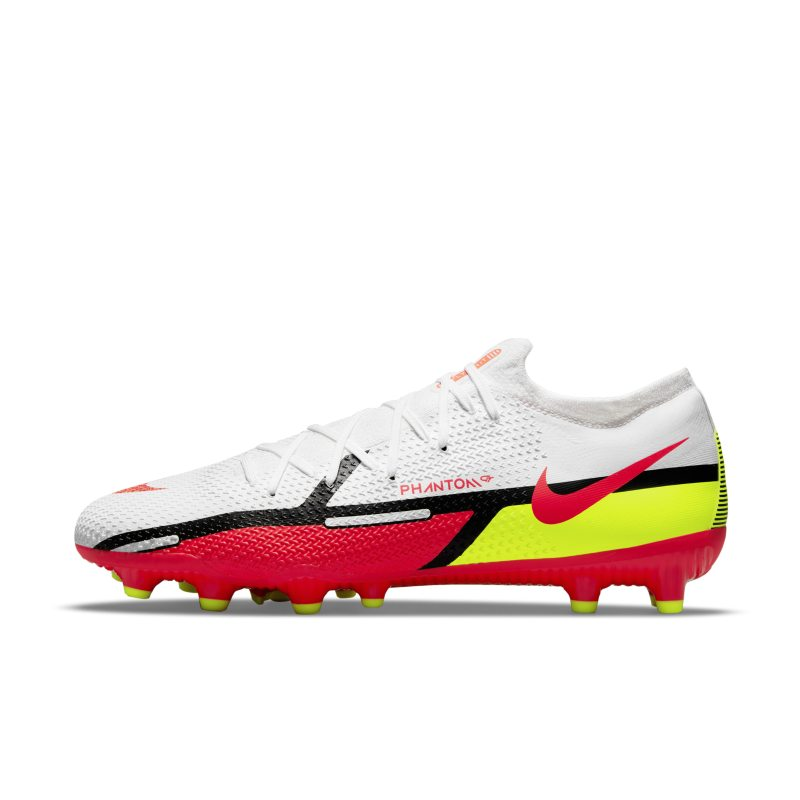Nike Phantom GT2 Pro AG-Pro Botas de fútbol para césped artificial - Blanco