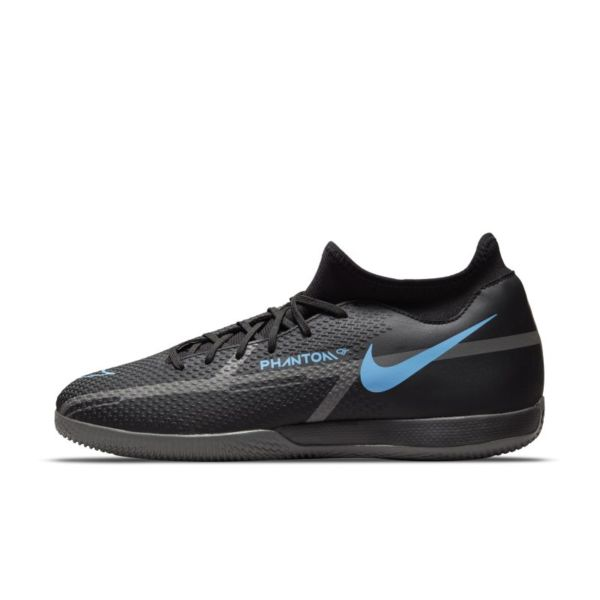 Nike Phantom GT2 Academy Dynamic Fit IC Botas de fútbol sala - Negro