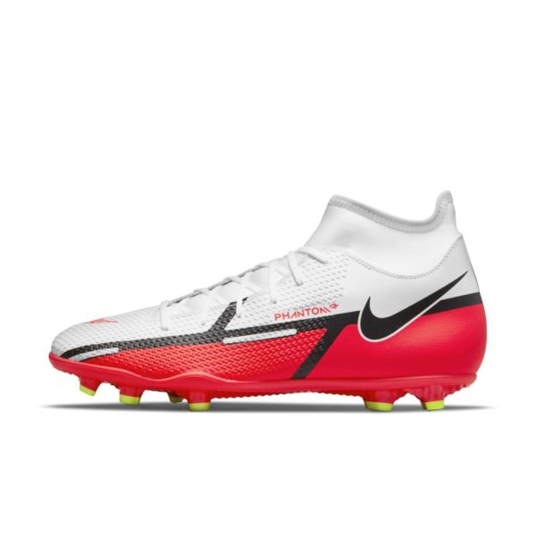 Nike Phantom GT2 Club Dynamic Fit MG Botas de fútbol multisuperficie - Blanco